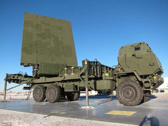 MFCR multifunction fire control radar MEADS Medium Extended Air Defense Systems United States 0091